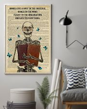 Books Give A Soul 11x17 Poster lifestyle-poster-1