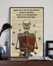 Books Give A Soul 11x17 Poster lifestyle-poster-2