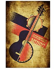 Country Music 11x17 Poster front