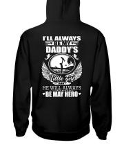 I'll Always Be My Daddy's Little Girl Hooded Sweatshirt thumbnail