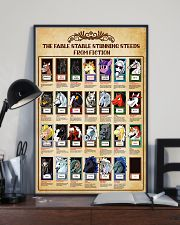 The Fable Stable Stunning Steeds From Fiction 11x17 Poster lifestyle-poster-2
