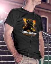 Gamer Dad Call of Daddy Classic T-Shirt lifestyle-mens-crewneck-front-5