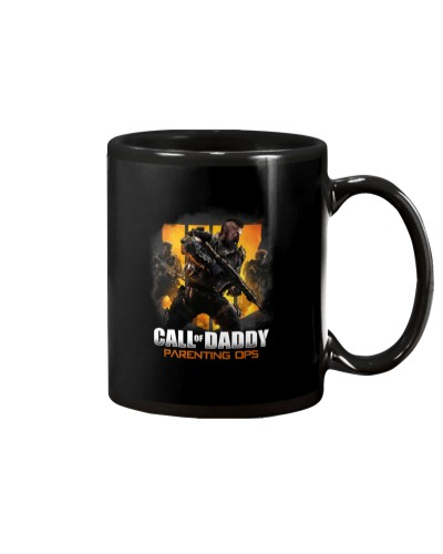 Gamer Dad Call of Daddy