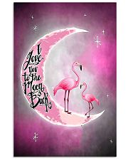Love Flamingo 11x17 Poster front
