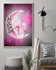 Love Flamingo 11x17 Poster lifestyle-poster-1