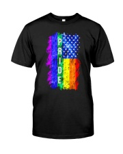 Lgbt Classic T-Shirt front