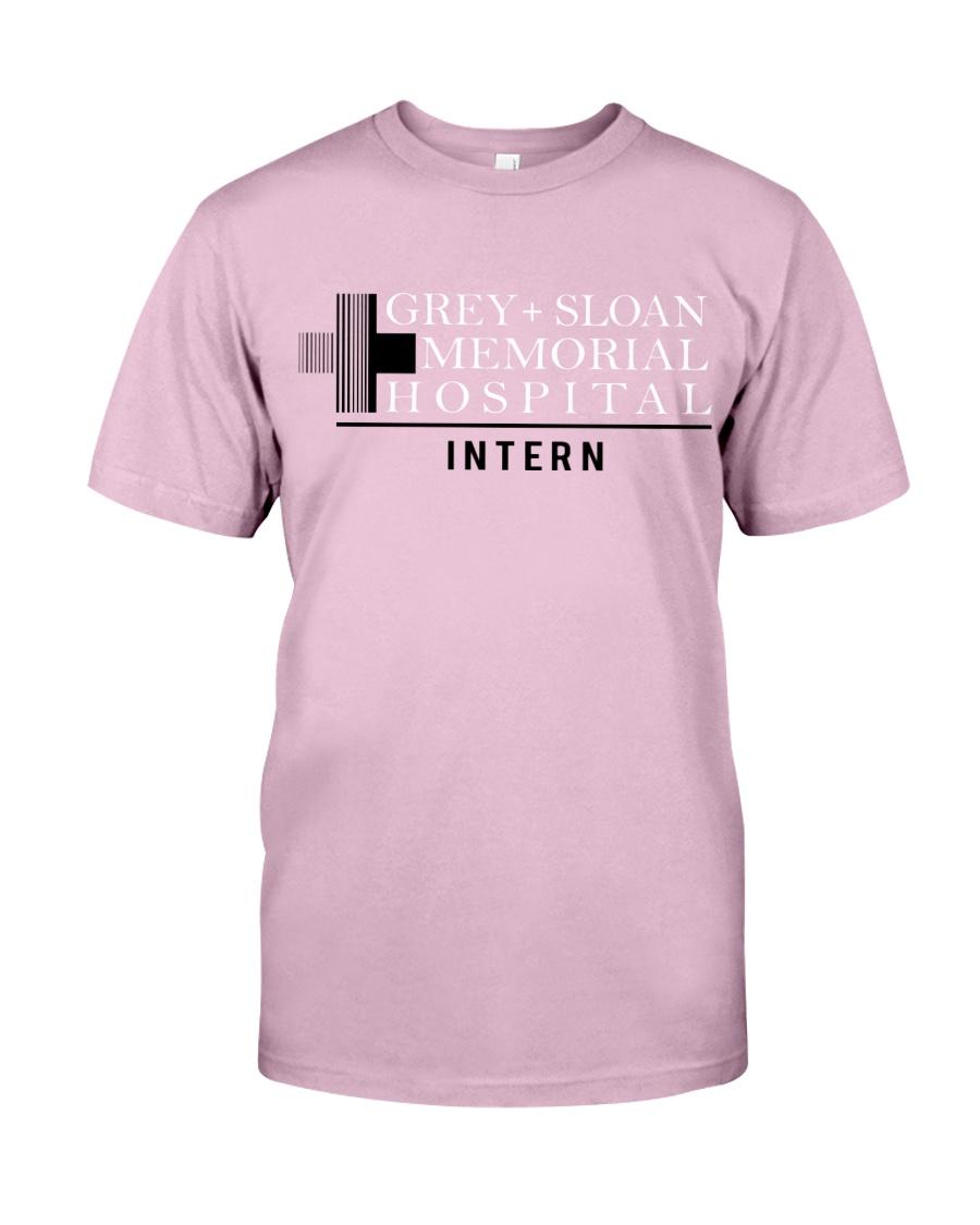 Grey Sloan Memorial Hospital Classic T-Shirt