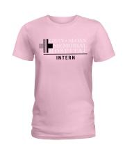 Grey Sloan Memorial Hospital Ladies T-Shirt thumbnail