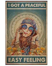 I Got A Peaceful Easy Feeling 11x17 Poster front