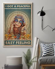 I Got A Peaceful Easy Feeling 11x17 Poster lifestyle-poster-1