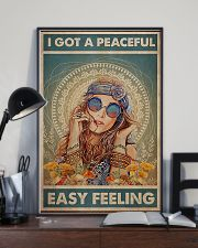 I Got A Peaceful Easy Feeling 11x17 Poster lifestyle-poster-2