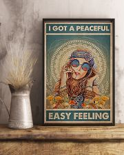 I Got A Peaceful Easy Feeling 11x17 Poster lifestyle-poster-3