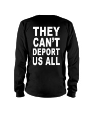 They Can't Depart US ALL Long Sleeve Tee tile