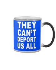 They Can't Depart US ALL Color Changing Mug color-changing-right