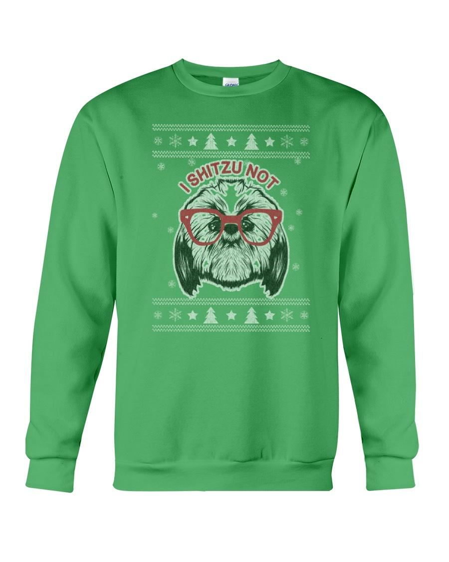 Xmax-Shihtzu Crewneck Sweatshirt