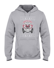 Xmax-Shihtzu Hooded Sweatshirt thumbnail