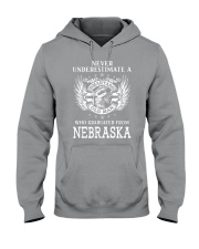Man-Nebraska Hooded Sweatshirt tile