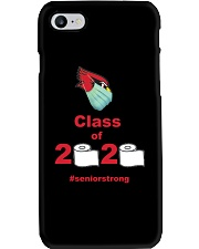 Redbird Class of 2020 Phone Case tile