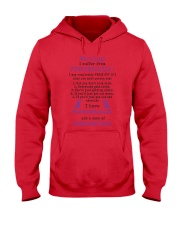 Fibromyalgia Awareness Hooded Sweatshirt thumbnail