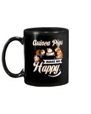 Guinea Pigs Make Me Happy Mug back