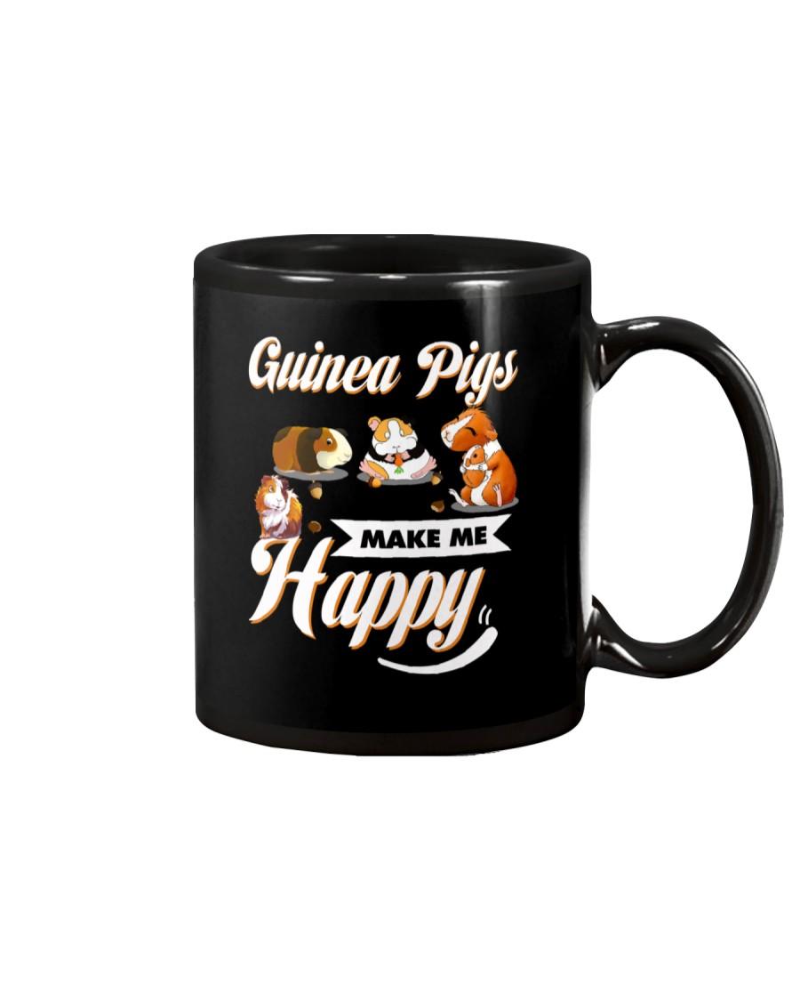 Guinea Pigs Make Me Happy Mug