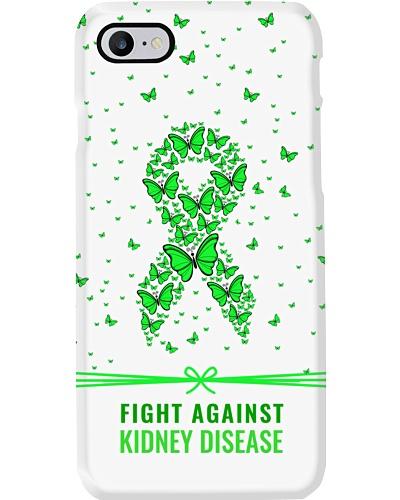 Kidney Disease Awareness Phone Cases