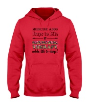 Occupational Therapy Add Life To Days Hooded Sweatshirt thumbnail