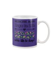 Occupational Therapy Add Life To Days Mug tile
