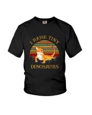 I Raise Tiny Dinosaurs Youth T-Shirt thumbnail