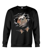 Sloth Scratch Crewneck Sweatshirt thumbnail