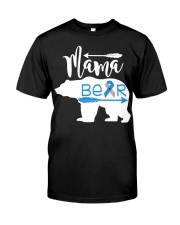 Type One Diabetes Mama Bear Classic T-Shirt thumbnail