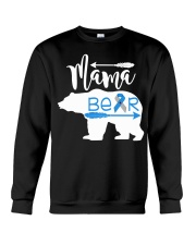 Type One Diabetes Mama Bear Crewneck Sweatshirt thumbnail