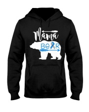 Type One Diabetes Mama Bear Hooded Sweatshirt thumbnail
