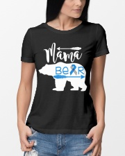 Type One Diabetes Mama Bear Ladies T-Shirt lifestyle-women-crewneck-front-10