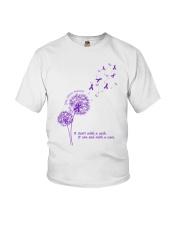 Cystic Fibrosis Awareness Youth T-Shirt thumbnail