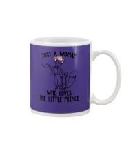 Just A Woman Loves Little Prince Mug thumbnail