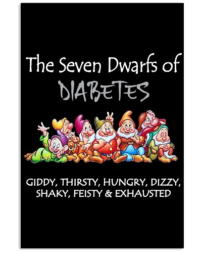 The Seven Dwarfs Of Diabetes
