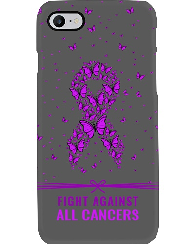 Cancer Awareness Phone Cases