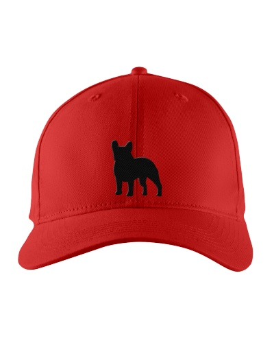 French Bulldog Hat Collection Black