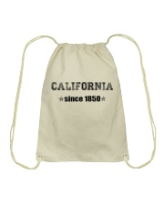 USA hat Drawstring Bag thumbnail
