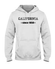USA hat Hooded Sweatshirt thumbnail