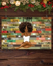 Black Girl With Yoga 17x11 Poster aos-poster-landscape-17x11-lifestyle-27