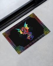 "Pride Dragon Doormat 22.5"" x 15""  aos-doormat-22-5x15-lifestyle-front-09"