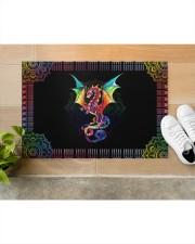 "Pride Dragon Doormat 22.5"" x 15""  aos-doormat-22-5x15-lifestyle-front-12"