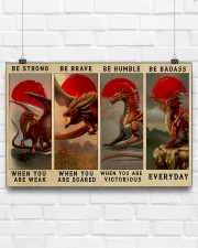 Be Strong Be Brave Be Humble Be Badass 24x16 Poster aos-poster-landscape-24x16-lifestyle-18
