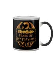 Tears Of My Players  Color Changing Mug tile