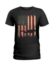 Scuba Diving T Shirt Scuba Diver T Shirt Freedivin Ladies T-Shirt thumbnail