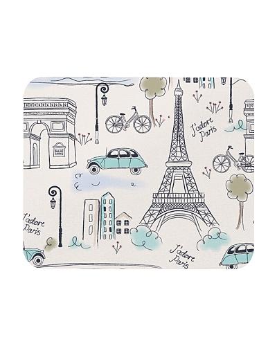Allover Print Paris