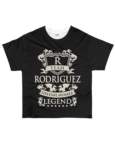 R Team Rodriguez Lifetime