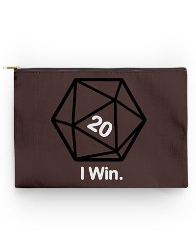 D20 I Win